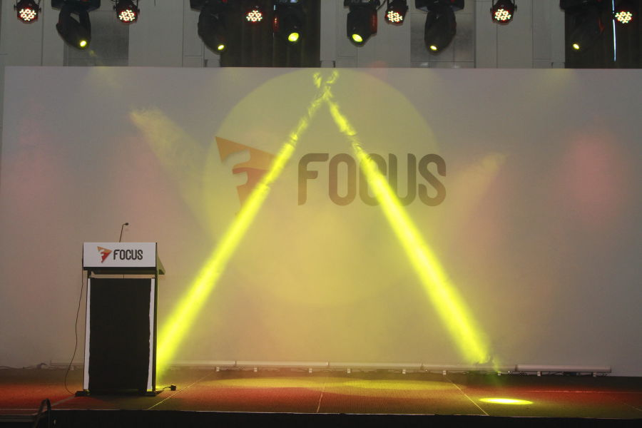 Focus 8 – Launch of an ERP Software