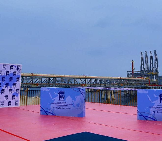 Launch of VLCC Berth by Max Events Dubai