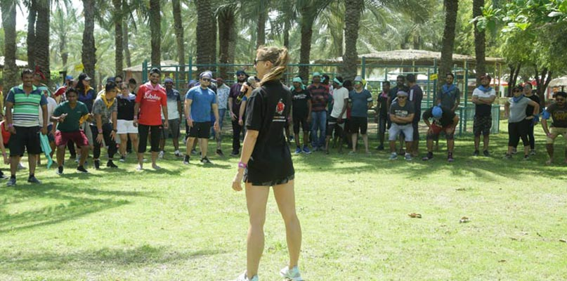 Team Building Companies in Dubai